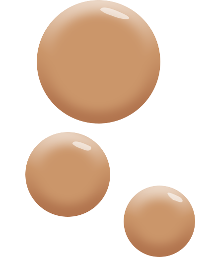 Image of   Mineral Air - Foundation Medium/Tan 10 ml.